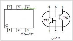 BCM857BV-BS-DS pinout,Pin out