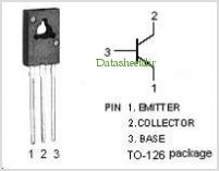 2SA1357 pinout,Pin out