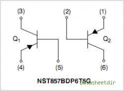 NST857BDP6 circuits