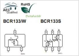 BCR133S pinout,Pin out