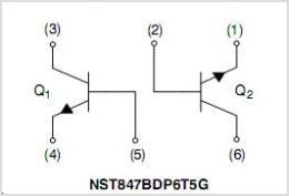 NST847BDP6 circuits