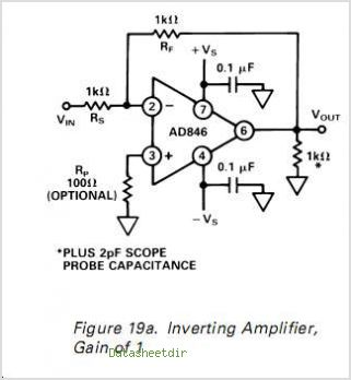 AD846AR-16-REEL circuits