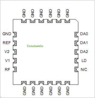 PNP-1617-P22-G pinout,Pin out