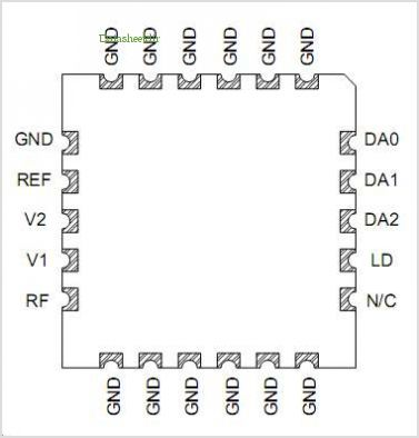 PNP-1621-P22 pinout,Pin out