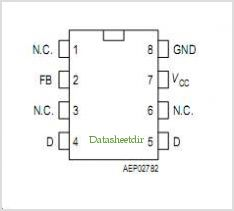 TDA16831-4 pinout,Pin out