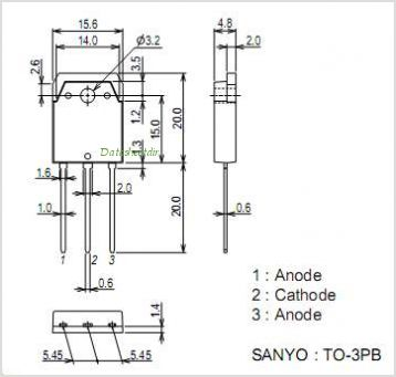 SBT350-04L pinout,Pin out