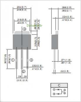 SD880CT pinout,Pin out