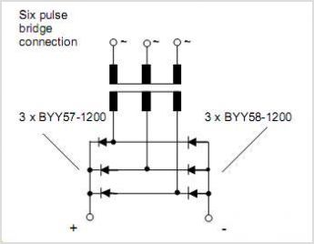 BYY57 circuits