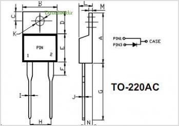 SR820 pinout,Pin out