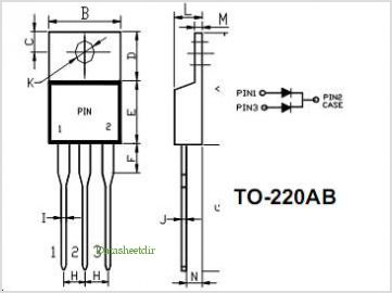 SR2025C pinout,Pin out
