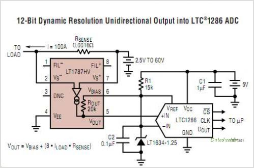 LT1787IS8-PBF circuits