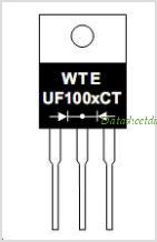 UF1003CT pinout,Pin out