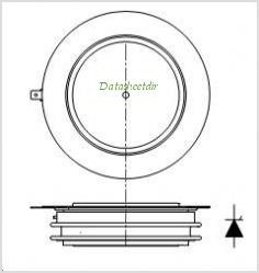 DCR2630C28 pinout,Pin out