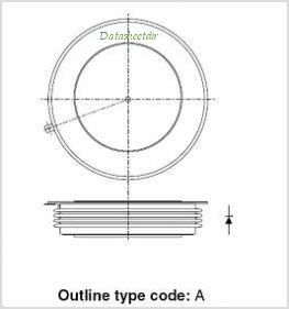 DCR5980A18 pinout,Pin out