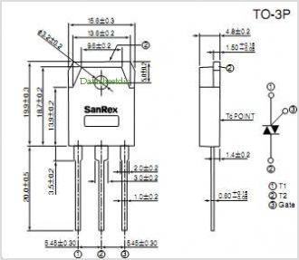 TMG25CQ60L pinout,Pin out