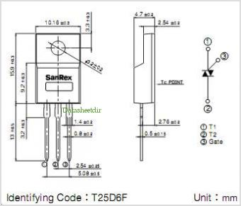 TMG25D60F pinout,Pin out