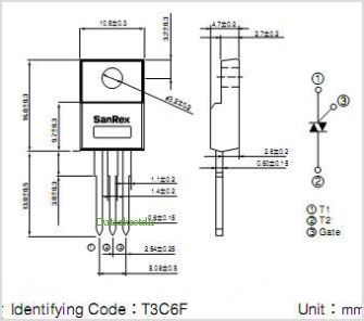 TMG3C60F pinout,Pin out