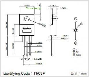 TMG5C60F pinout,Pin out