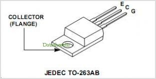 HGT1S12N60B3DS pinout,Pin out