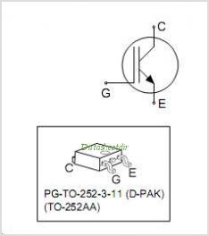IGD06N60T pinout,Pin out