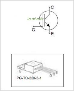 IGP15N60T pinout,Pin out