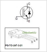 IHW20N120R pinout,Pin out