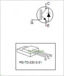 IKA06N60T pinout,Pin out