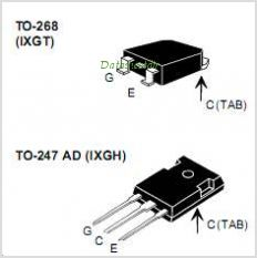 IXGH35N120B pinout,Pin out