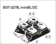 IXGN200N60B pinout,Pin out