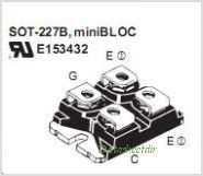 IXGN80N60A2D1 pinout,Pin out