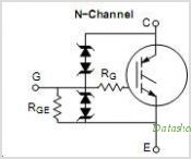 MGB15N40CL circuits