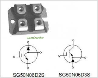 SG50N06D3S pinout,Pin out