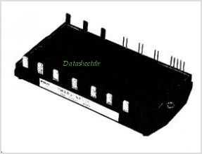 7MBR30NF060 pinout,Pin out