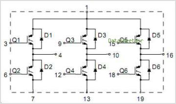 CPV364MF circuits