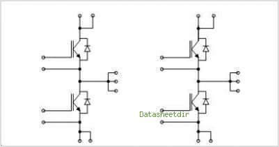 GB75YF120N circuits