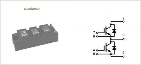 SII75N12 pinout,Pin out