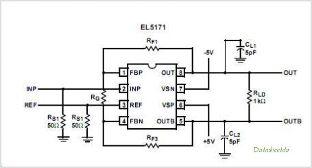 twisted pair schematic