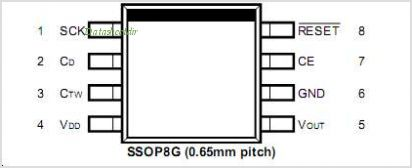 R5101G pinout,Pin out