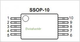 R5104V pinout,Pin out