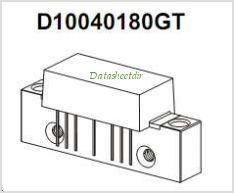 D10040180GT pinout,Pin out