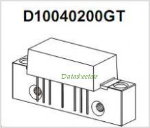 D10040200GT pinout,Pin out