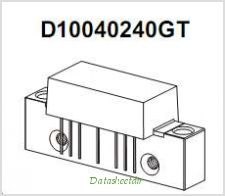 D10040240GT pinout,Pin out