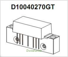 D10040270GT pinout,Pin out