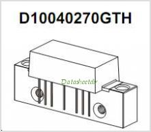 D10040270GTH pinout,Pin out