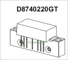 D8740220GT pinout,Pin out
