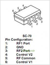 CSH210R pinout,Pin out