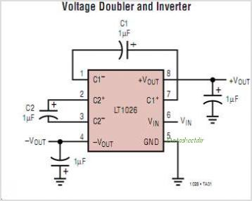LT1026IS8-PBF circuits