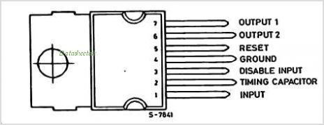 L4902A pinout,Pin out