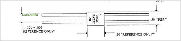 BA232-60 pinout,Pin out