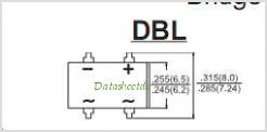DBLS151G pinout,Pin out